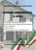 [Cerimonia commemorativa 25 aprile]