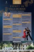 [Eventi in Villa De Buoi]
