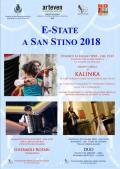 [E-state a San Stino 2018]