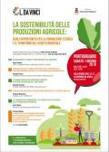[La sostenibilità delle produzioni agricole]