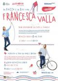 [In piazza e in bici con Francesca Valla]