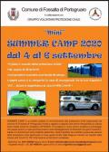 [Mini Summer Camp Protezione Civile]