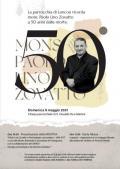 [50° Mons. Paolo Lino Zovatto]