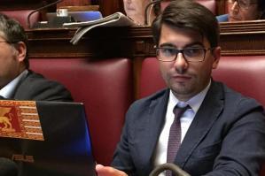 [On. Emanuele Prataviera di FARE!: «Parteciperò al sit-in per riaprire il punto nascite di Portogruaro e farne un polo d'eccellenza».]