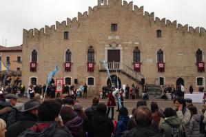 [Boom di presenze alla prima giornata della Fiera di Sant'Andrea a Portogruaro]