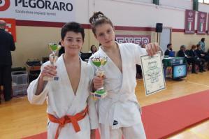 [Judo Kiai Atena, ottimi risultati per la categoria Esordienti]