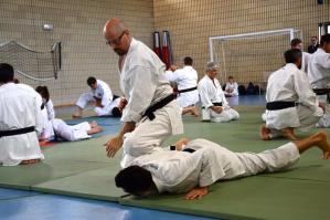 [Grande partecipazione allo stage internazionale di karate del M° Yoshihiko Iwasaki]