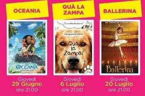 """[Al via domani la rassegna """"Cinema sotto le stelle"""" a Gruaro]"""