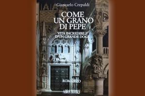 [Presentazione del libro del portogruarese Giancarlo Crepaldi]