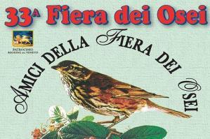[33^ Fiera degli Osei di Annone Veneto]