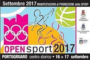 [Open Sport, al via da domani a Portogruaro]