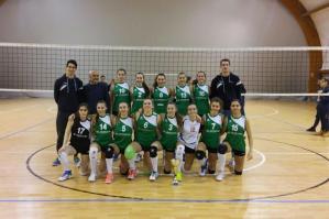 [Pallavolo Portogruaro, U16 campione all'International Volleyball Female Tournament]