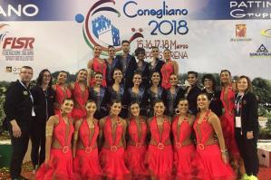 [Pattinaggio artistico, il Gruppo Division si riconferma campione d'Italia]