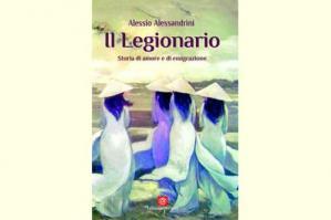 """[""""Il Legionario"""": Alessandrini presenta il suo nuovo libro]"""