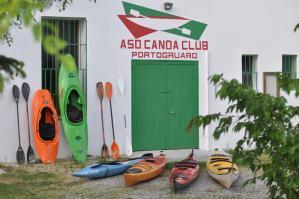 [Canoa club Portogruaro alla sfida della 44ª Vogalonga]