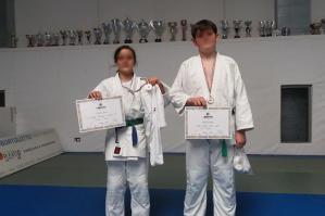 [Pioggia di medaglie per il Judo Kiai Atena di Portogruaro nel weekend]