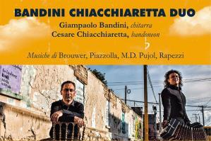 [A Bagnara il Bandini Chiaccheretta Duo in concerto]