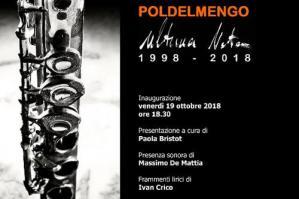 """[Alla Galleria PAB """"Ultima Nota"""" di Poldelmengo]"""