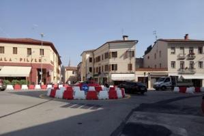 [Sito non inquinato: riprendono i lavori per la rotonda di Borgo S. Giovanni]