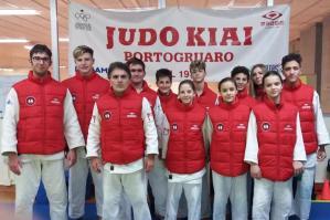 [Un 2018 di soddisfazioni per il Judo Kiai Atena]