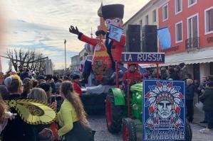 [La Spareda vince il Carnevale a Concordia]