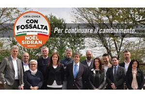 """[Elezioni, la lista civica """"Con Fossalta"""" presenta i candidati]"""