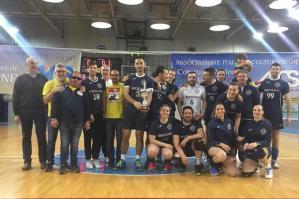 [Asd Drink Team Portogruaro 2° al Campionato di Pallavolo Amatoriale Misto AICS FVG]