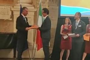 """[Futuro dei giovani studenti, premiato il progetto """"Bussole"""" del Rotary Club Portogruaro]"""