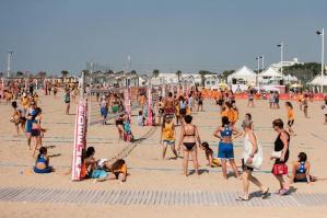 [Successo rinnovato per il Trofeo Beach Volley Junior a Bibione]