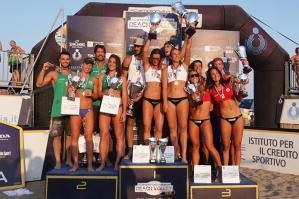 [Campionato Italiano Assoluto di Beach Volley: a Caorle trionfano le coppie Toti-Allegretti e Ingrosso-Ranghieri]