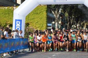 "[Weekend dedicato ai runners con Bibione in Rosa e ""Bibione is surprising Run""]"