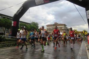 """[Rudolfi-Giudici (20 miglia) e Zanardo-Gavaretti (10 miglia) i top della """"Bibione is surprising Run""""]"""