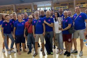 [Asd Drink Team di Portogruaro 5° alle Finali Nazionali Volley Amatoriale AICS]