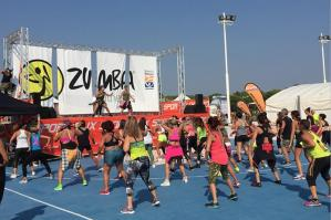 "[Un weekend ""tutto fitness e volley"" a Bibione]"