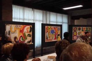 """[In Sala delle Colonne la mostra """"Studiarsi nella pittura""""]"""