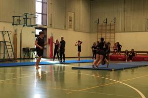 [Arte Danza: lezioni di ginnastica artistica con il campione Juri Chechi]