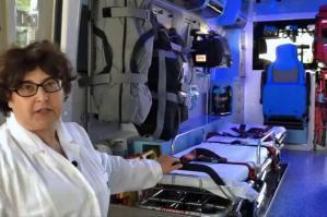 [Nuova ambulanza al Pronto Soccorso di Portogruaro]