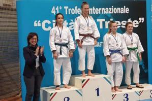 [Judo Kiai Portogruaro, buone prestazioni al 41° Trofeo Internazionale Città di Trieste]