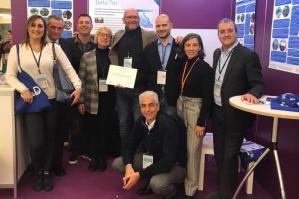 [Tarta-Tur premiato a Bruxelles come miglior progetto per l'uso dei fondi CLLD]