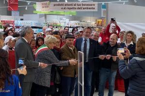 [Inaugurato lo Spazio Conad a Portogruaro]