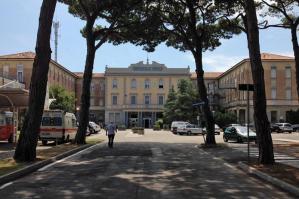 [All'ospedale di Jesolo nuove aree di terapia intensiva anche per pazienti Covid-19]