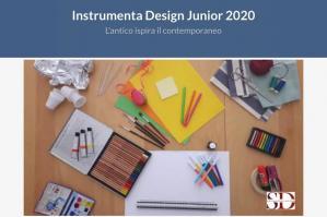 """[L'antico ispira il contemporaneo nel nuovo concorso per ragazzi """"Instrumenta Design Junior""""]"""