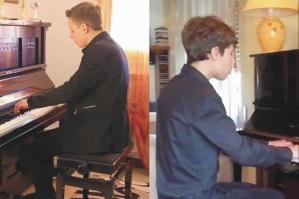 [Domani il recital pianistico con i giovani Benvenuto e Marzin]