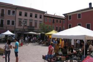 [San Stino, i mercati settimanali tornano nella location originale]