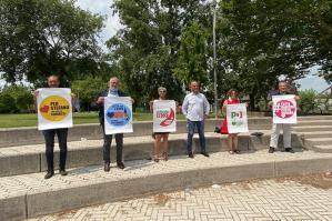 [Elezioni a Portogruaro: Santandrea ha presentato la sua coalizione]