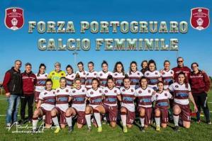 [Il Portogruaro Calcio Femminile è in Serie C]