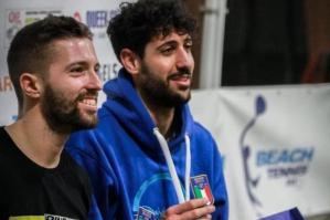 [Successo degli atleti del Beach Tennis Bibione ai Campionati Nazionali di Forlì]
