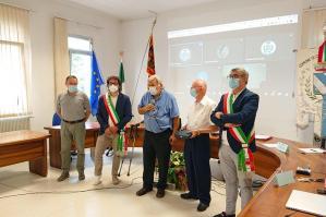 [A Giorgio Bigai l'onorificenza di Ufficiale della Repubblica]