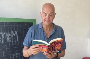 [Enrico Dini racconta la sua storia nel libro