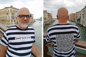 """[""""Filed, to be free"""", la nuova opera di Roberto Davide Valerio]"""